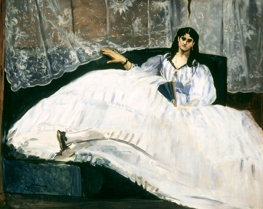manet madame bovary modernism